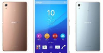 Некоторые смартфоны Sony Xperia получают обновление Android Nougat