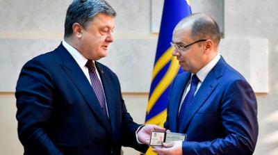 что связывает нового одесского губернатора с Коломойским